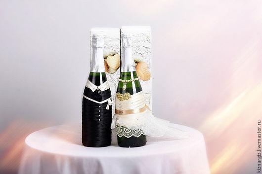Свадебные аксессуары ручной работы. Ярмарка Мастеров - ручная работа. Купить Свадебный декор. Handmade. Свадьба, на свадьбу, подарок на свадьбу