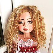 Куклы и пупсы ручной работы. Ярмарка Мастеров - ручная работа Анжелика. Коллекционная кукла.. Handmade.