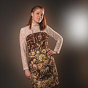 """Одежда ручной работы. Ярмарка Мастеров - ручная работа Платье """"Дива"""". Handmade."""