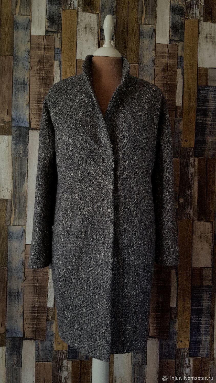 4eb23c09350 Верхняя одежда ручной работы. Ярмарка Мастеров - ручная работа. Купить  Пальто зимнее.
