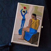 Сумки и аксессуары handmade. Livemaster - original item Clutch book