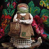 """Куклы и игрушки ручной работы. Ярмарка Мастеров - ручная работа Народная кукла """"Нарядилась и на базар"""". Handmade."""