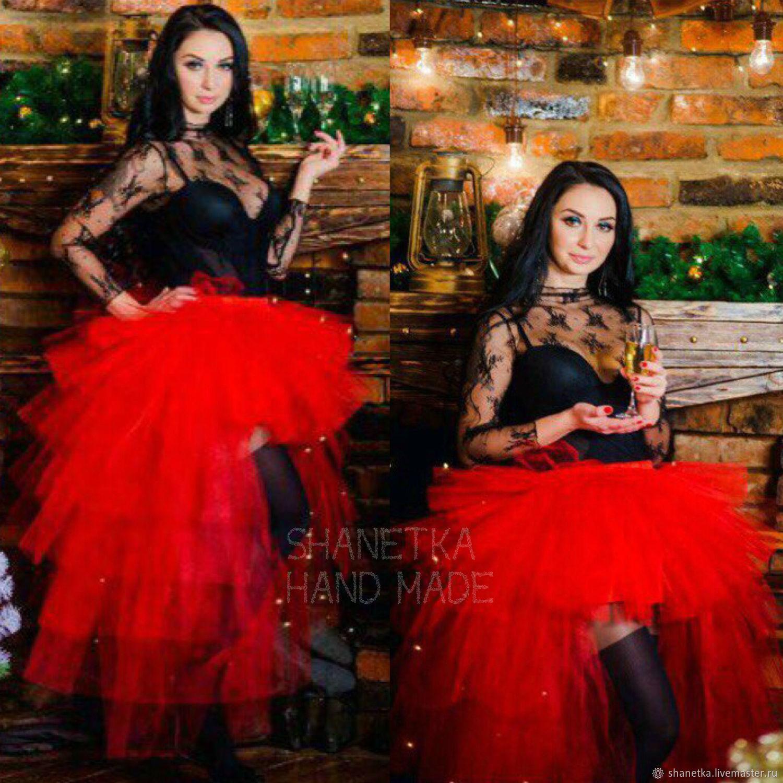 ec8d83445b My Livemaster · Skirts handmade. Skirt tutu train of tulle.  SHANETKA   Ksenia. My Livemaster