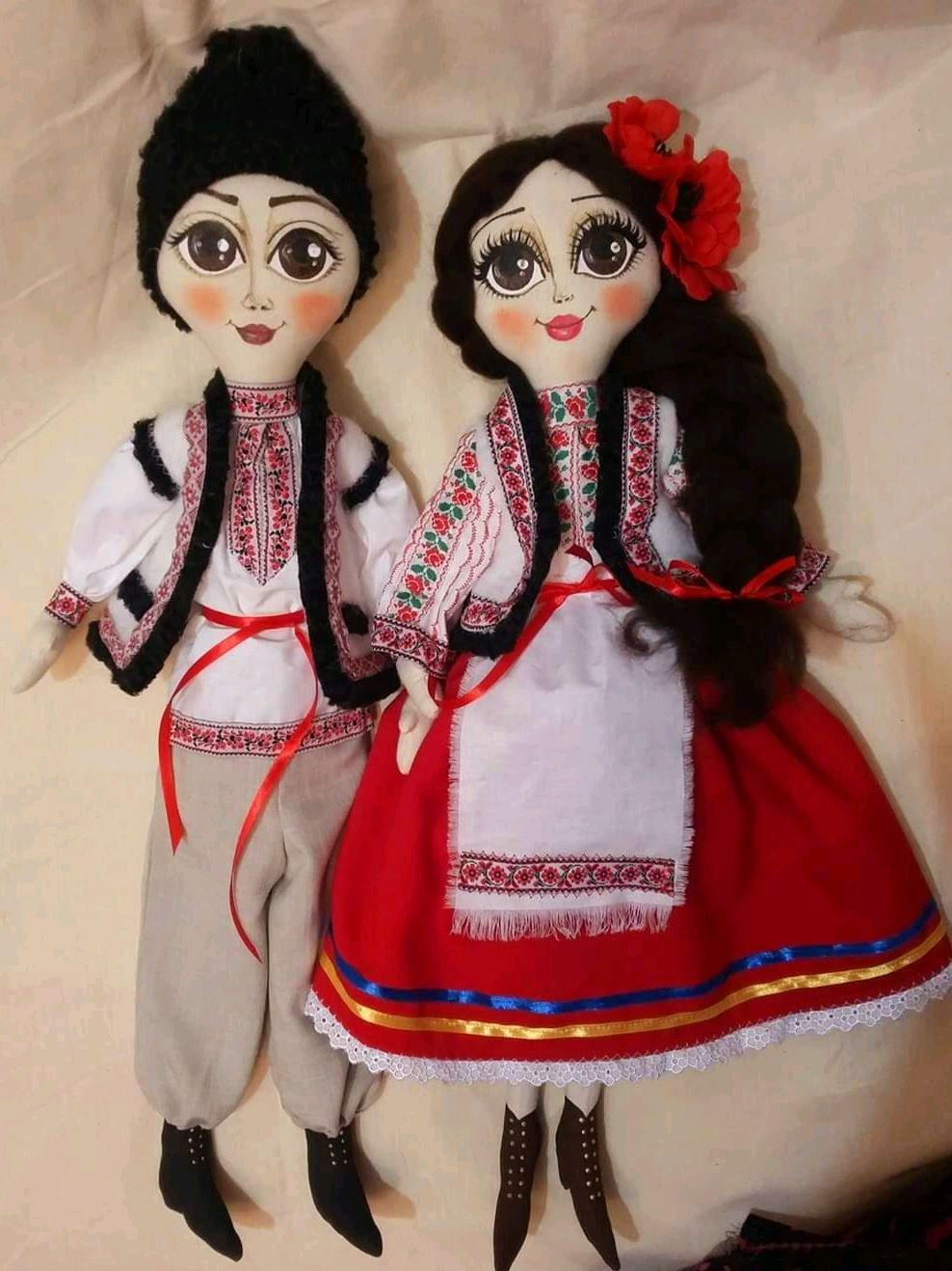 Кукла в национальном стиле, Народная кукла, Хмельницкий,  Фото №1