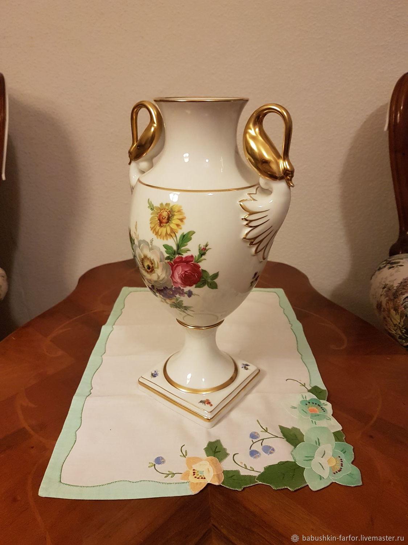 Фарфоровая ваза Kaiser Porzellan