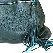 Сумки и аксессуары handmade. Livemaster - original item Bag - Bag Pack - medium size with two pockets. Handmade.