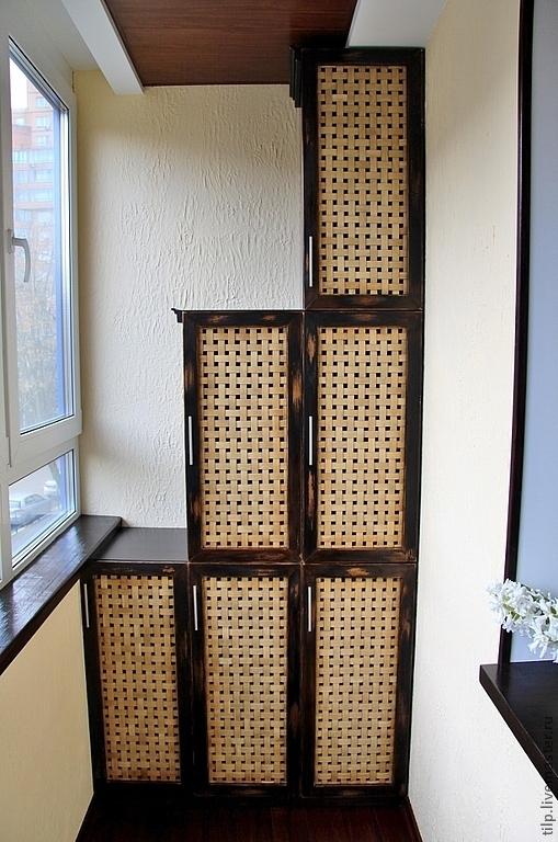 Мебель ручной работы. Ярмарка Мастеров - ручная работа. Купить Шкаф-стеллаж в японском стиле. Handmade. Японский стиль, дерево