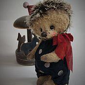 Куклы и игрушки ручной работы. Ярмарка Мастеров - ручная работа Ежик в горошек. Handmade.