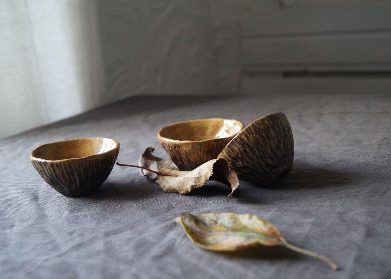 Чайные пиалы Лесные, Пиалы, Бахчисарай,  Фото №1