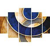 """Картины и панно ручной работы. Ярмарка Мастеров - ручная работа полиптих-абстракция  """"Фантазия"""". Handmade."""