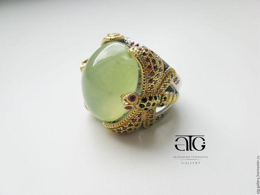 Роскошное имиджевое кольцо!
