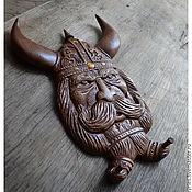 Для дома и интерьера ручной работы. Ярмарка Мастеров - ручная работа Викинг ( ключница). Handmade.