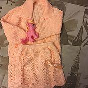 Костюмы ручной работы. Ярмарка Мастеров - ручная работа Детский костюм с юбкой. Handmade.