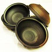 Посуда ручной работы. Ярмарка Мастеров - ручная работа Миска гончарная. Handmade.