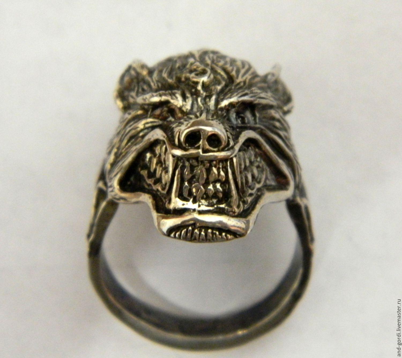 Перстень Волк, Перстень, Санкт-Петербург,  Фото №1