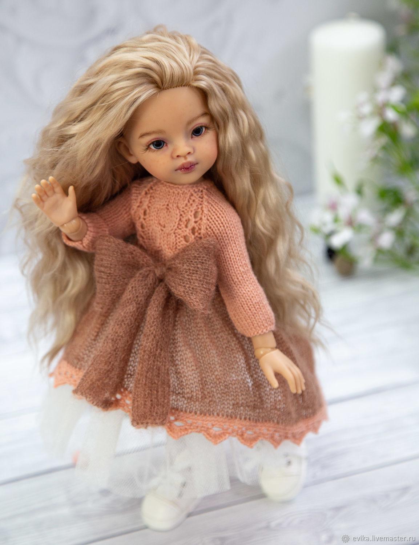 """Одежда для Паола. Платье """"Грейс"""", Одежда для кукол, Симферополь,  Фото №1"""