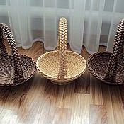 Для дома и интерьера ручной работы. Ярмарка Мастеров - ручная работа Корзинка конфетница. Handmade.