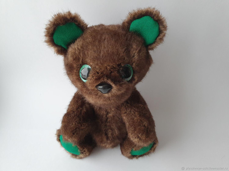 Медвежонок Бурик, Мягкие игрушки, Апатиты,  Фото №1