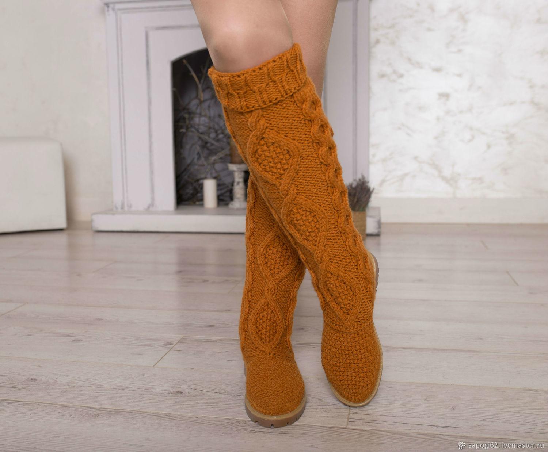"""Boots demi-season """"Anna"""", High Boots, Ryazan,  Фото №1"""