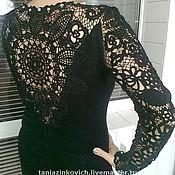 Одежда ручной работы. Ярмарка Мастеров - ручная работа Платье вечернее. Handmade.