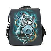 Сумки и аксессуары handmade. Livemaster - original item Women`s backpack