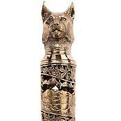 Для дома и интерьера handmade. Livemaster - original item Shoehorn a big lynx 800 mm. Handmade.