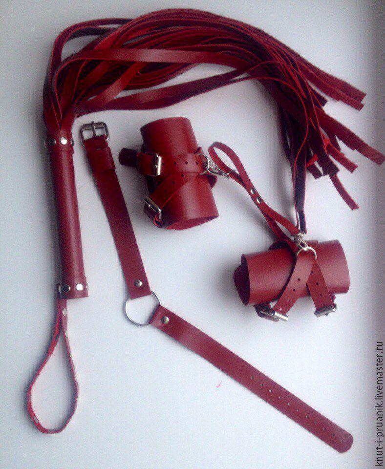 фото плетка и наручники