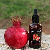 Косметика ручной работы handmade. Livemaster - original item Pomegranate seed oil - Pure and organic unrefined pomegranate seed oil. Handmade.