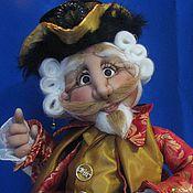 Куклы и игрушки handmade. Livemaster - original item Baron Munchausen. Handmade.