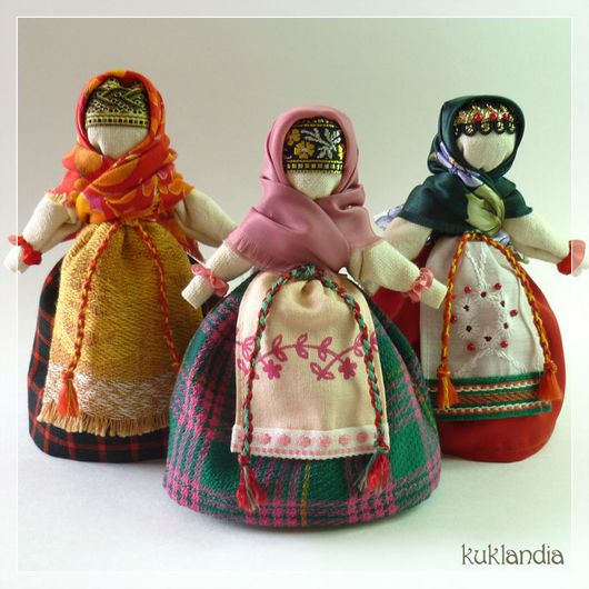 Народные куклы ручной работы. Ярмарка Мастеров - ручная работа. Купить Берегиня, русская народная кукла, славянские обереги. Handmade.