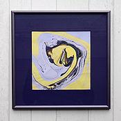 Картины и панно ручной работы. Ярмарка Мастеров - ручная работа живопись на воде 12. Handmade.