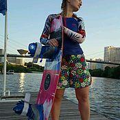 Одежда ручной работы. Ярмарка Мастеров - ручная работа Бордшорты для спорта и активного отдыха. Handmade.