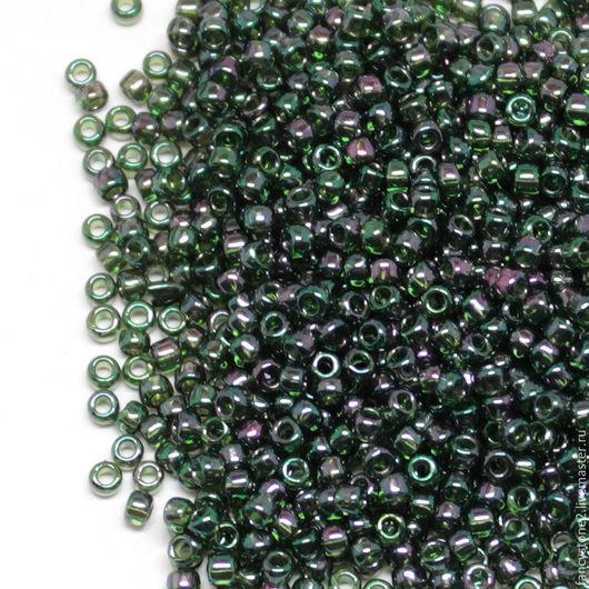 Для украшений ручной работы. Ярмарка Мастеров - ручная работа. Купить Бисер ТОХО круглый 15/0 №322 TOHO Beads 5гр. Handmade.