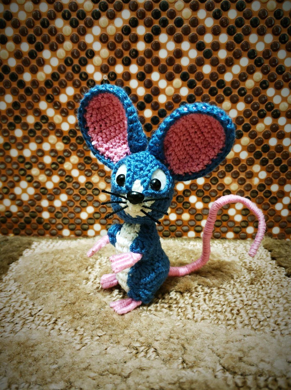 Мышка, Мягкие игрушки, Курчатов,  Фото №1