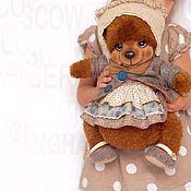 Куклы и игрушки ручной работы. Ярмарка Мастеров - ручная работа Аннушка (38см). Handmade.