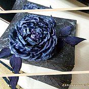 Цветы и флористика ручной работы. Ярмарка Мастеров - ручная работа Брошь на плечо в стиле бохо. Handmade.