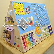 Куклы и игрушки handmade. Livemaster - original item Busybody: Development of a Light Pyramid