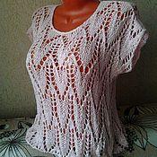 Одежда handmade. Livemaster - original item Fishnet top