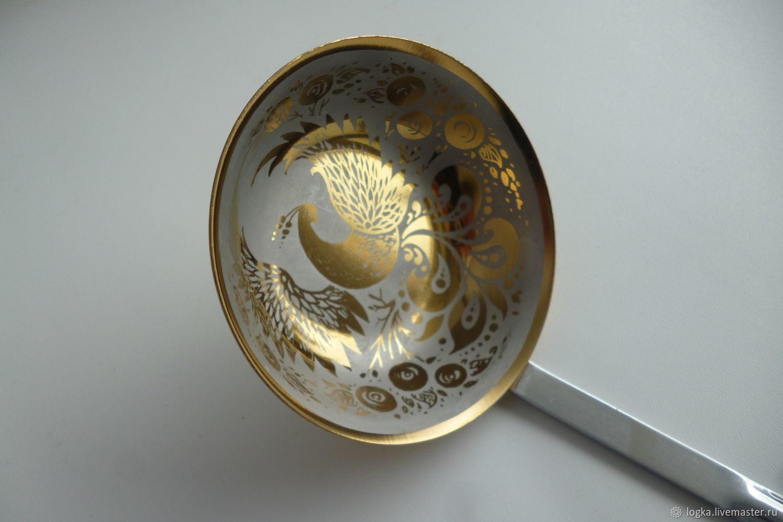 Ladle, Spoons, Vyazniki,  Фото №1