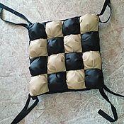 Подушки ручной работы. Ярмарка Мастеров - ручная работа Подушки на стулья. Handmade.
