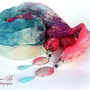Necklace handmade. Livemaster - original item Tippet