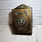 Для дома и интерьера handmade. Livemaster - original item Key holders wall: