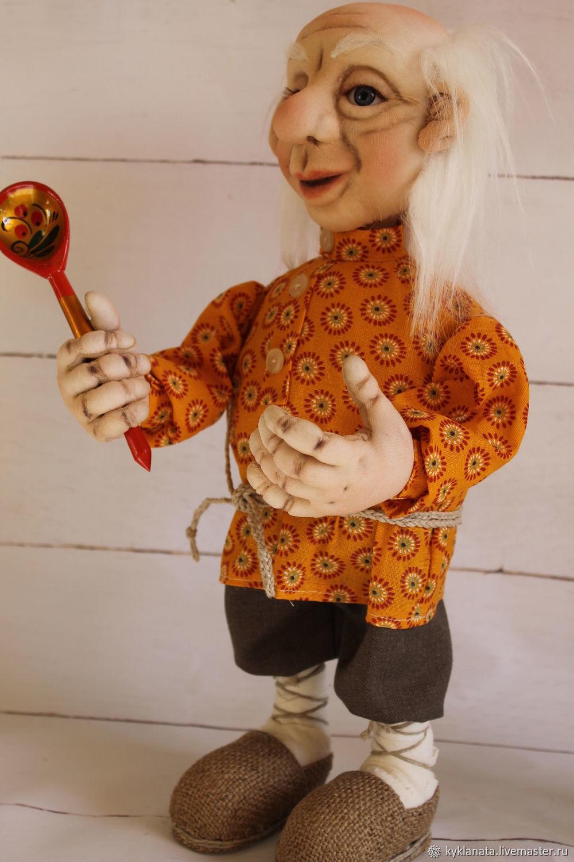 Brownie Emelya, Interior doll, Chelyabinsk,  Фото №1