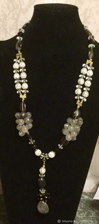 Beads: fancy quartz beads, Beads2, Moscow,  Фото №1