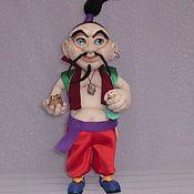 Куклы и игрушки handmade. Livemaster - original item Nightingale The Robber. Handmade.