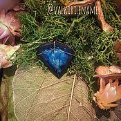 """Украшения ручной работы. Ярмарка Мастеров - ручная работа Брошь """"Космический кристалл"""". Handmade."""