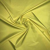 Ткани ручной работы. Ярмарка Мастеров - ручная работа Ткань курточная Дюспо лимон. Handmade.