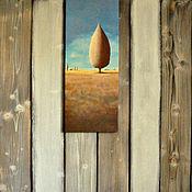 Картины и панно handmade. Livemaster - original item Board Loft.Wall panel Loft.Wood panels on the wall.. Handmade.