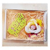 Подарки к праздникам handmade. Livemaster - original item Sets of handmade soap