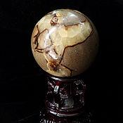 Фен-шуй и эзотерика ручной работы. Ярмарка Мастеров - ручная работа Шар Септария 50,5 мм. Handmade.